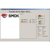 TY 0001 Toyota Dash Auris/Avensis 2013 OBD