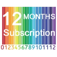 12 Months Subscription