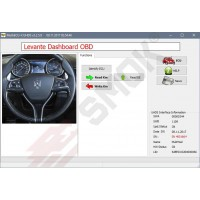 MR0001 Maserati change KM OBD