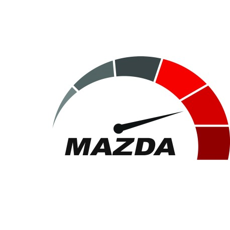 Mazda change KM by OBD