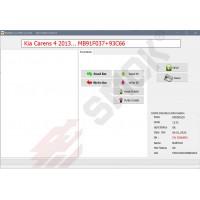 KA0010 Kia/Hyundai 2013-... OBD IX35, Cadenza, Carens, Forte, Santa Fe, Tucson