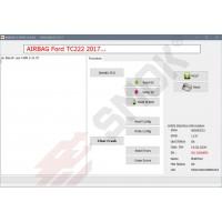 EU0034 Ford AirBag TC222 Read/Write EEprom EU, USA version