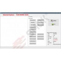 FD0031Ford F250 (RH850) 2020-... OBD