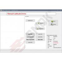 RT0033 Renault programowanie Card/Immo OBD