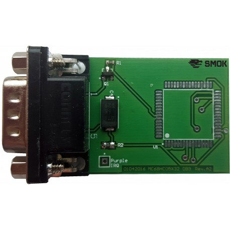 Adapter to MC68HC05x32 secured