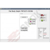 Fiat Body MM, Siemens, Delphi OBD