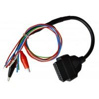 UHDS OBD Adapter podłączenie na stole