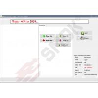 NS0003 Nissan Altima D70F3532 change KM 2019-... OBD