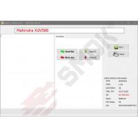 MH0001 XUV500, KUV100 dashboard OBD