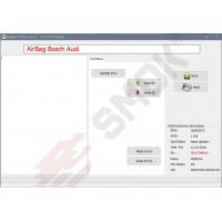 EU0044 AirBag Audi, PSA, Nissan Bosch CAN (OBD)
