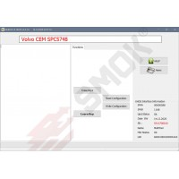 VO0016 Volvo Read/Write Configuration 2015-2020 (CEM MPC5646/5748G)