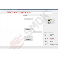 SR0002 Subaru Immo Learn Keys OBD