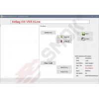 EU0047 AirBag VW/Seat/Skoda Old Modules VW5/VW51/VW61 (1C0,6Q0,1J0) by module Connector